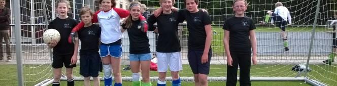 Kick voetbalteam
